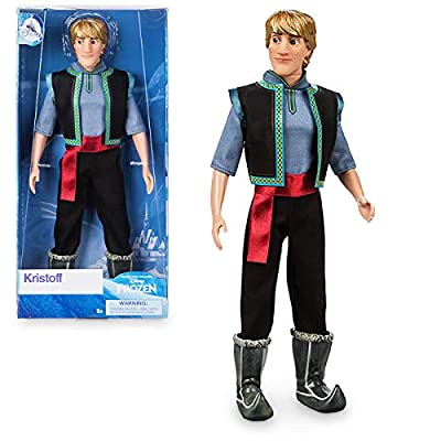 Official Disney Frozen 30cm Kristoff Classic Doll por Disney