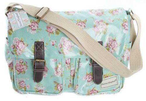 Forever England Unisex-Erwachsene Lp70876 Handtasche, Martha England Rosen