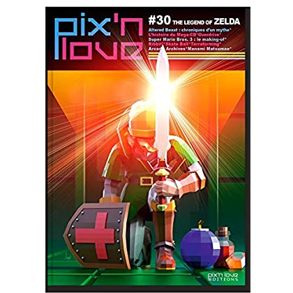Pix'n Love #30 - The Legend of Zelda