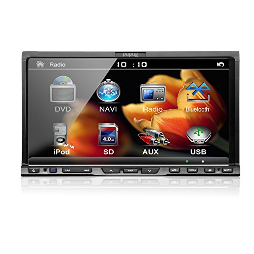 Automotive GPS In dash Headunit BT Autoradio DVD GPS Navigation Stereo-PC-Bluetooth-Freisprecheinrichtung Lenkradfernbedienung Autoradio-Touchscreen-Kabel f¨¹r iPod Double 2 DIN iPhone Bereit Deck AV Receiver CD AUX-Player USB SD MP3 AVI Video AUX Audio NAVI Funk OEM Replacement Automotive-CD 2DIN FM / AM