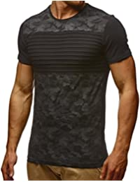 LuckyGirls Camisa Camisetas Originales Hombre Manga Cortos Verano Estampado de Mapa Moda Polos Deportivas Blusa Casuales Slim Remera… JBvX6PVl