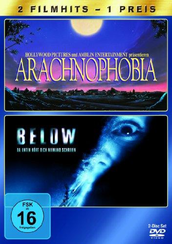 Arachnophobia / Below [2 DVDs]