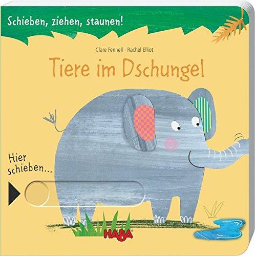 Schieben, ziehen, staunen! Tiere im - Elefant Kostüm 18 Monate
