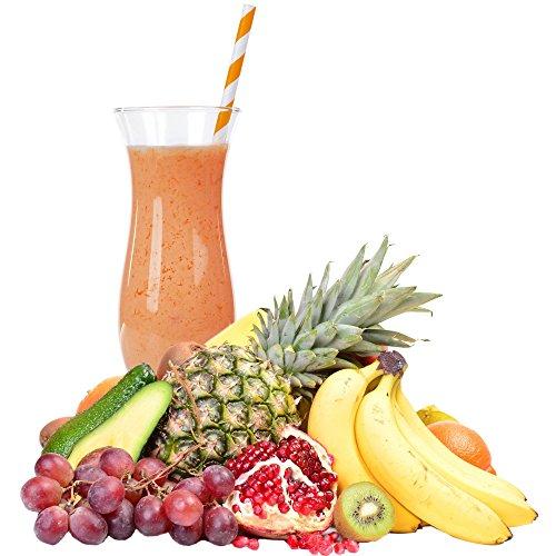 Tropic Molkepulver Luxofit mit L-Carnitin Protein angereichert Wellnessdrink Aspartamfrei Molke (1 kg)