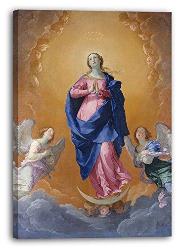 Printed Paintings Impresión Sobre Lienzo (60x80cm): Guido Reni - La Inmaculada Concepción