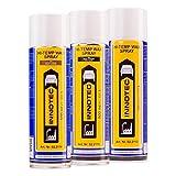 Innotec Hi-Temp Wax Spray Unterboden und  Hohlraumschutz Fettspray Transparent 500ml