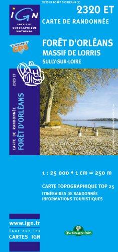 2320et Foret d'Orleans/Massif de Lorris