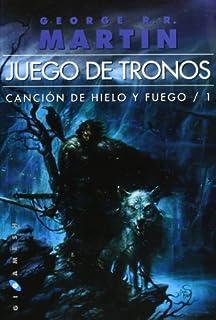 Juego de Tronos. Canción de hielo y fuego - Volumen 1 (Gigamesh Ficción) (8496208966) | Amazon Products