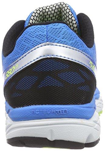 New Balance M880 D V5, Chaussures de Running Entrainement Homme Bleu (bb5 Blue/black)