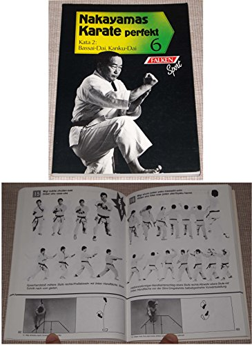 Nakayamas Karate perfekt VI. Kata 2: Bassai- Dai, Kanku- Dai.