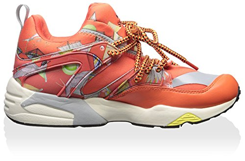 Puma Blaze Of Glory WNS X Swash O Synthétique Baskets Nasturtium