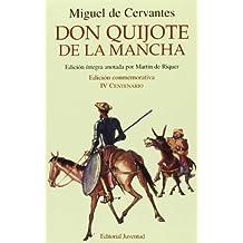 Don Quijote de la Mancha (Coleccion Libros de Bolsillo) (Spanish Edition) by Miguel de Cervantes Saavedra (1998-10-01)