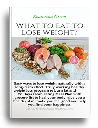 healthy eating program to lose weight