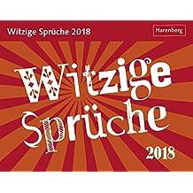 2018 Spruche Witzig