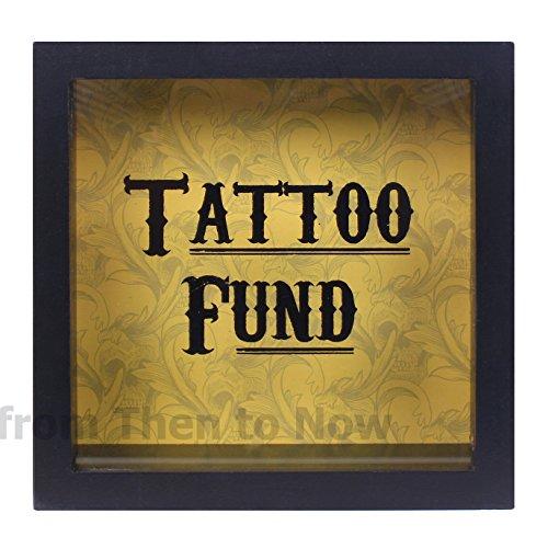 Geldgeschenk für ein Tattoo - Geschenkideen für einen echten Tattoo-Fan