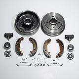Bremstrommeln/Bremsen Set Hinten