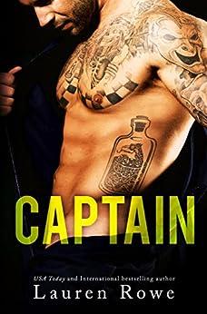 Captain by [Rowe, Lauren]
