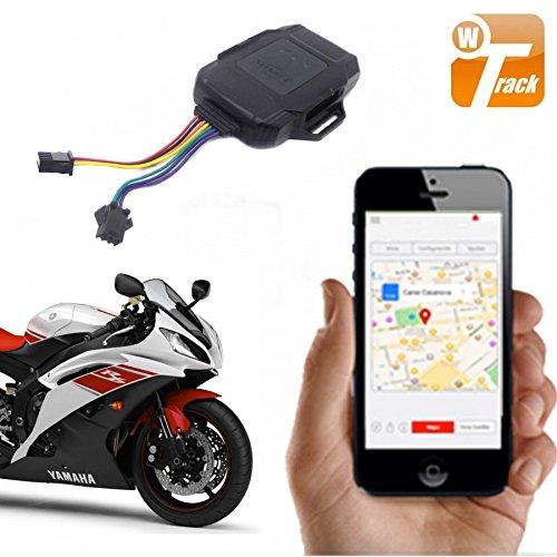 ZesfOr - Localizador GPS para moto y quad - Tipo 5 (Alta precisión e impermeable) - 803