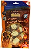 Nobby STARSNACK Barbecue Chicken Knotted Bone  7,5 cm, 113 g