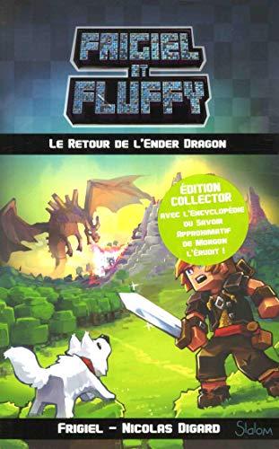 Frigiel et Fluffy, tome 1 : Le Retour de l'Ender Dragon édition spéciale 2018 (1)
