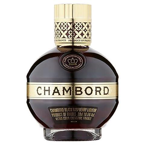 Chambord Noir Liqueur de Framboise 20cl