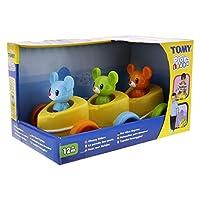 TOMY Cheesy Riders E72099 Multi Color