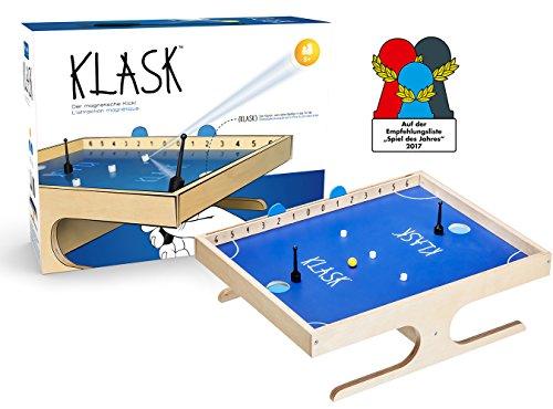 GAMEFACTORY 646184 - Klask mult Spiel und Puzzle - 2
