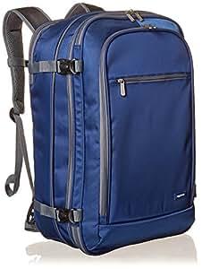 AmazonBasics 46 Ltrs Carry-On Travel Backpack, Navy