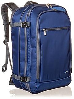 AmazonBasics - Mochila de equipaje de mano - Azul marino (B01J24H87C) | Amazon Products