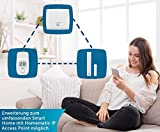 Homematic IP Set Heizen Easy Connect - Intelligente Heizungssteuerung mit und auch ohne Access Point möglich, 153413A0 - 3