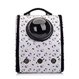 L&XY Bubble Rucksack Pet Carrier Innovative Traveller Für Katzen Hunde Haustier Tragbare Carrier Space Capsule Rucksack,B