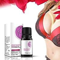 Aceite para masajes para el pecho de las mujeres Aceites para el cuidado del cuerpo Levantamiento del tórax Aumento de la capacidad de reafirmación Essential 10ML de Biback