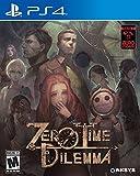 Zero Escape: Zero Time Dilemma (PS4) (????