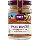 Alfez Ras El Hanout Seasoning - 42 gr, pack de 6