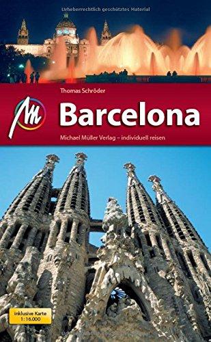Preisvergleich Produktbild Barcelona MM-City: Reiseführer mit vielen praktischen Tipps