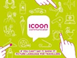 ICOON communicator: IF YOU CAN'T SAY...
