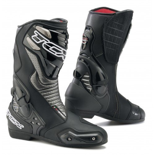 TCX - Stivali Moto S-SPEED, Nero, Taglia 46