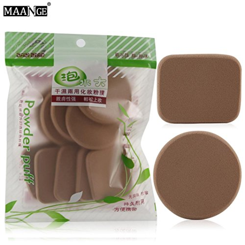 charm-make-up-brushes-lanspo-5-square-5-round-bubble-water-big-puff-makeup-blender-foundation-puff-m