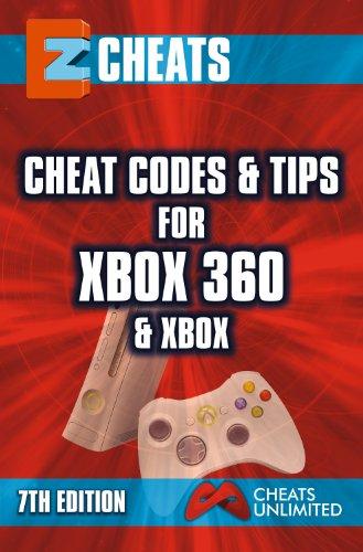 EZ Cheats - Cheat codes for XBOX 360 7th Edition (English Edition) por CheatsUnlimited