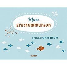 Meine Erstkommunion Erinnerungsalbum klein