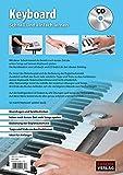 CASCHA Keyboard - Schnell und einfach lernen + CD -