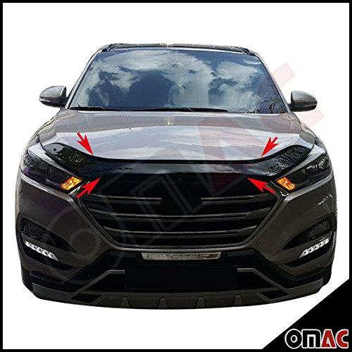 Preisvergleich Produktbild HYUNDAI TUCSON 2015- SUV Motorhaube Deflektor Insekten und Steinschlagschutz