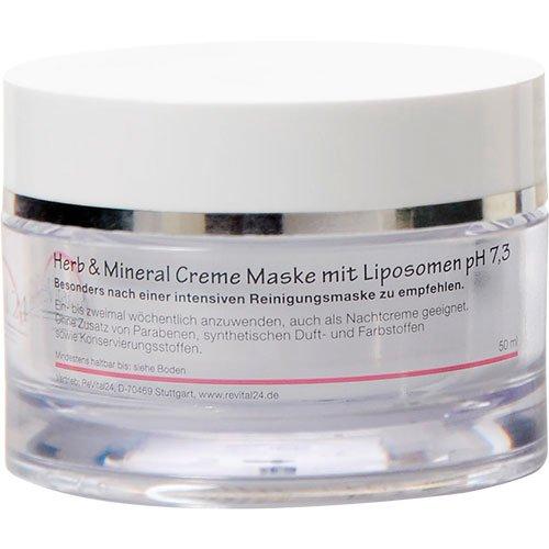ReVital 24 Pflanzenreich Creme Maske mit Liposomen