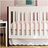 Oliver B 2-Piece Crib Bedding Set- Mint and Pink by Oliver B