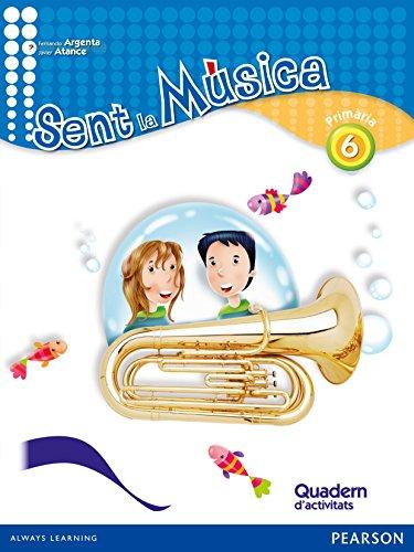 Sent la Música 6 Pack Activitats (Valencià) (Siente la música) - 9788420561325