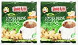 Ginger Bevanda by Gold Kili, 40 Bustina Totali (2 confezioni di 20 Bustine)