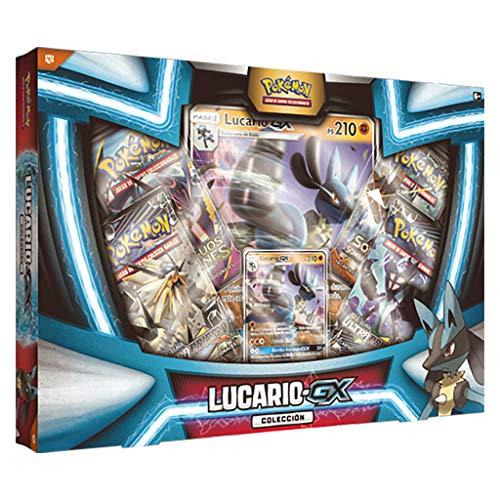 Pokemon JCC- Pokemon: Caja Lucario GX - Español (The International Company POGX1803)