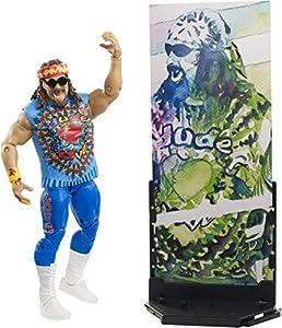 WWE Figura de acción Luchador Dude Love (Mattel FMG76)