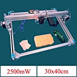 Saver 2500mW A3 30x40cm Desktop DIY Violet Laser Engraver CNC Picture Printer Montage Kits