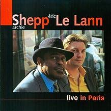 Live in Paris [Import allemand]